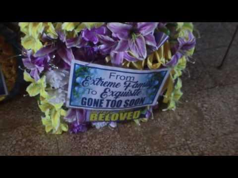 Fada Bruce Funeral