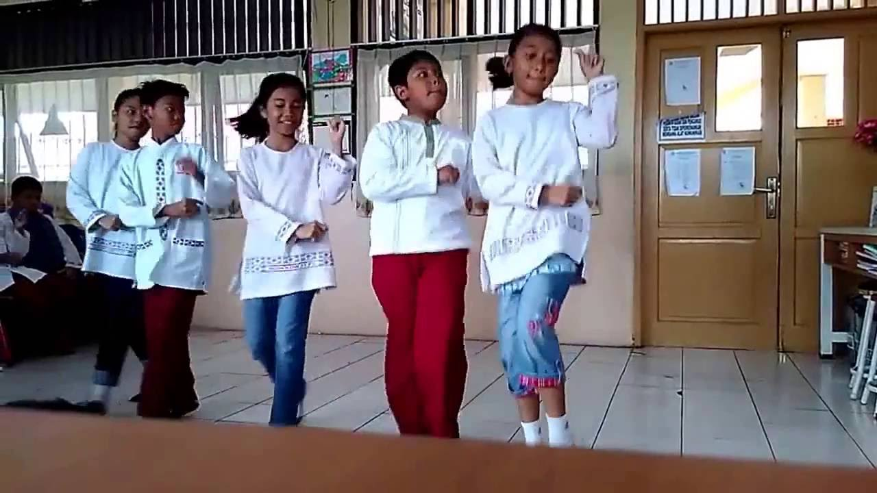 Latihan Tari Bongong Jeumpa Youtube
