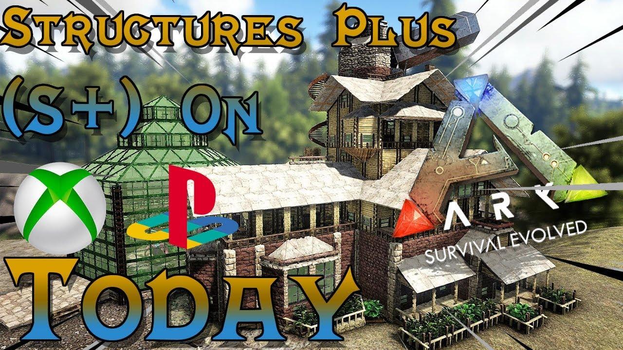 Ark Biggest Update - Structures Plus Xbox/PS4