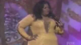 Monique on Beyonce