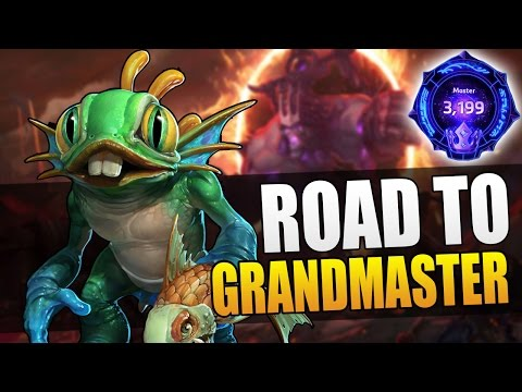Murky. // Road to Grandmaster S3 // Heroes of the Storm