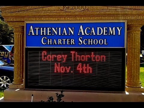 Athenian Academy - Corey Thornton