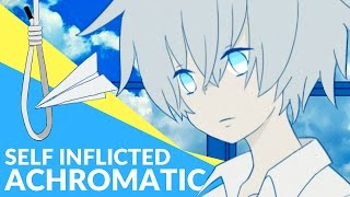 Video Self-Inflicted Achromatic (English Cover)【JubyPhonic】自傷無色 download MP3, 3GP, MP4, WEBM, AVI, FLV Juni 2018