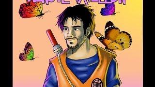 Menu Crayon - Minute papillon x Dragon Ball