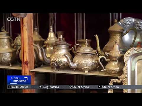 Traditional handicrafts in Libya face threat amid instability