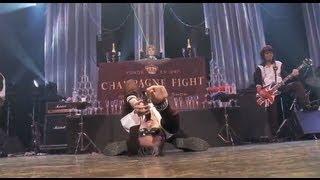 m.o.v.e / Gamble Rumble -Live-