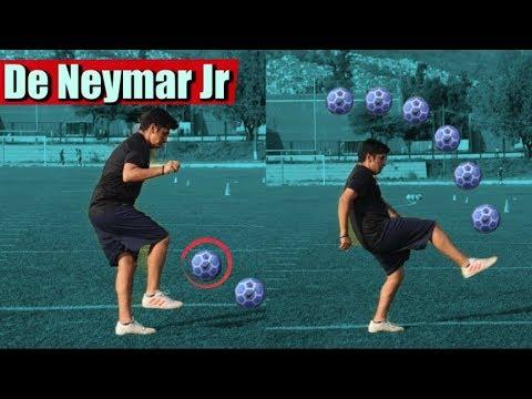 Humilla A Tu Rival Con Este Sombrero De Neymar Jr Tutoriales De Futbol Skills Youtube