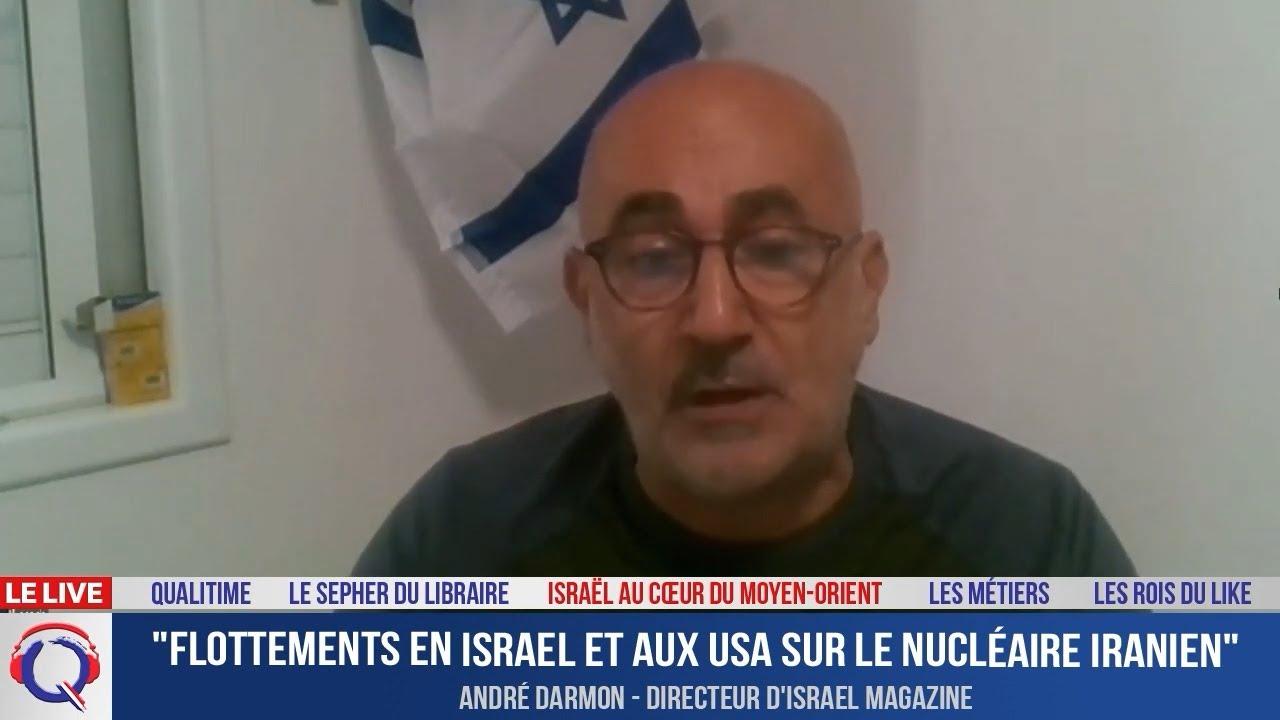 """""""Flottements en Israel et aux USA sur le nucléaire Iranien"""" - IMO#153"""