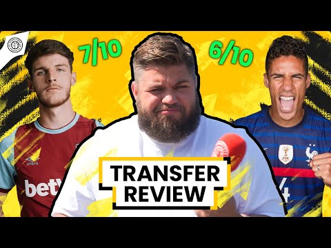 Is Varane Too Good To Be True?! | Transfer Review w/Stephen Howson