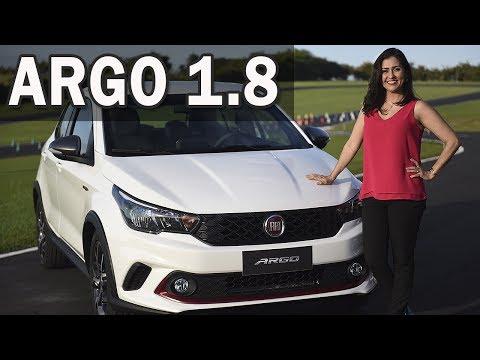 Novo Fiat Argo HGT 1.8 Automático 2018 em Detalhes