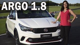 Novo Fiat Argo HGT 1.8 Automático 2018 em Detalhes thumbnail