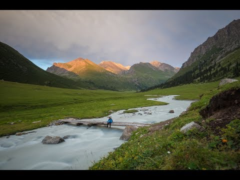 Landscape Photography and Hiking in Kyrgyzstan  |  Photography Vlog