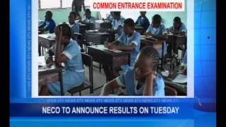 NECO To Announce Results on Tuesday