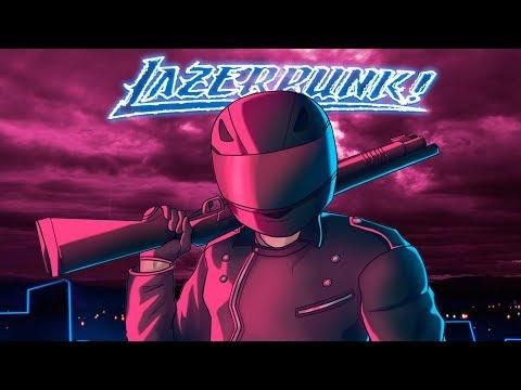 LAZERPUNK! - NIGHTCRAWLER [Full Album]
