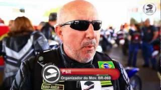 Blitz educativa de moto na BR-060 (ENCONTRODEMOTOS.com)