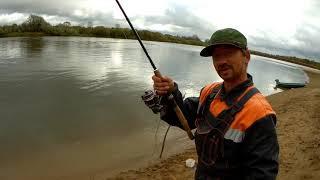 Посылка из китая от фирмы Piscifun. Рыбалка на Вятке на налима.