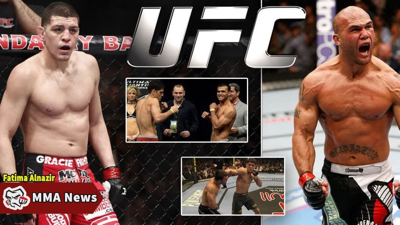 Nick Diaz comes out of retirement again for rematch with Robbie ...