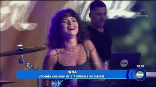 INNA - RA (En Vivo Programa HOY) HD