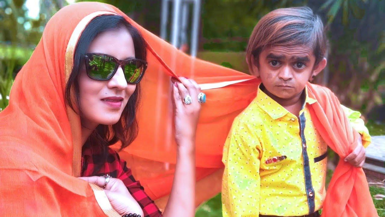 गुंडी का पहला टशन | PART-1 CHOTU aur GUNDI | Khandesh Hindi Comedy | Chotu Comedy Video