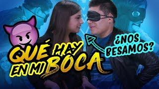 ¿QUÉ HAY EN MI BOCA? (ft andrea zuñiga)...