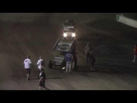 Kaeding Victory Celebration -- 7/18/17 -- Rapid Speedway