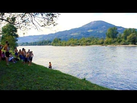 Rijeka Drina - Prirodne ljepote Bosne i Hercegovine