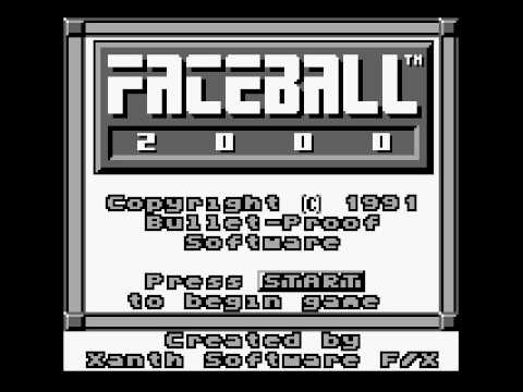 Faceball 2000 (GB) Music - In-game