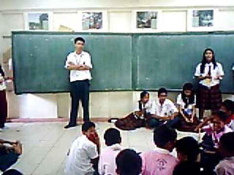 sample campaign speech tagalog