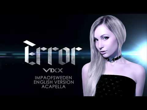 VIXX Error English Cover
