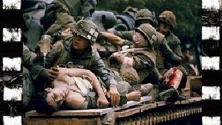 Wojna w Wietnamie. Oblężenie Huế City 1968.