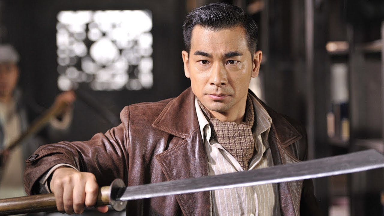Download The Boundary - Vincent Zhao Action Movie - Chinese Films