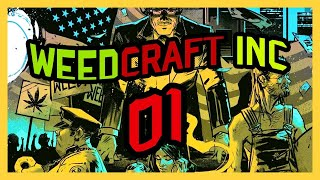 """""""Grow The Good Stuff"""" Weedcraft Inc Gameplay PC Let's Play Part 1"""