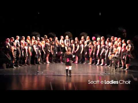 Seattle Ladies Choir: First Day of My Life (Bright Eyes)