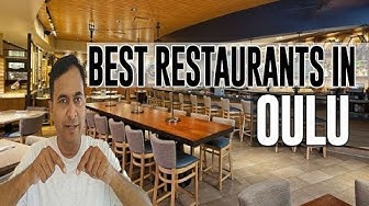 Best Restaurants and Places to Eat in Oulu, Finland