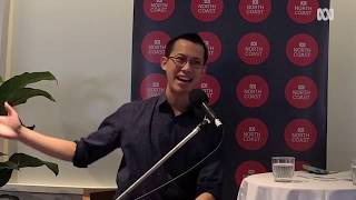 Byron Bay Writers Festival 2019 - ABC Interview