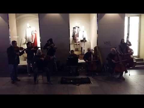 Madrid musica clasica en la calle1 2017