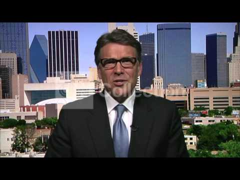 GOV RICK PERRY DISCUSSES MEETING W OBAMA