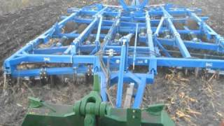 Hartung Brothers Farm - Landoll Corn in the Fall 2