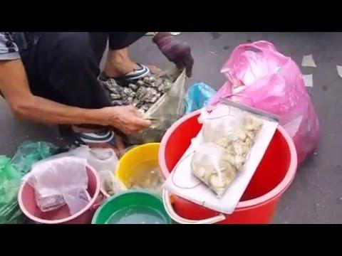 เดินตลาดสดปีนัง penang market