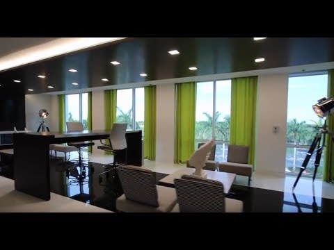 Google Like Office in South Florida constructed by Dade Construction Corp