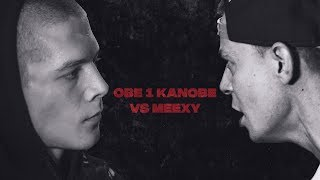 Obe 1 Kanobe VS Meexy