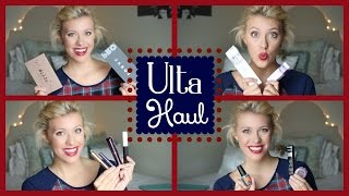 Ulta Haul | High End Products + BLOOPERS Thumbnail