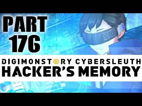 Digimon Story: Cyber Sleuth Hacker's Memory English Playthrough with Chaos part 176: Hudiemon