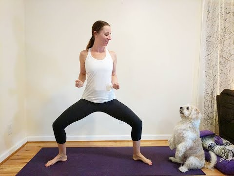 Yoga Every Day with Abigail Redman: Part 1