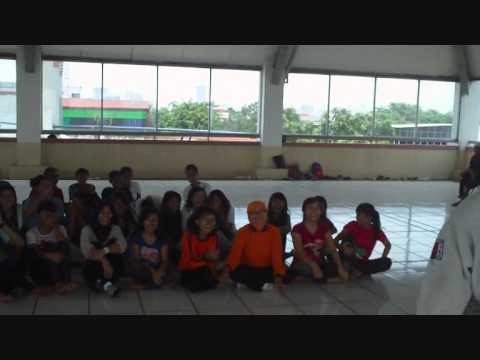 Aikido for Street Children in Indonesia - Chico Wolf, FIGHTING FOR LIVES