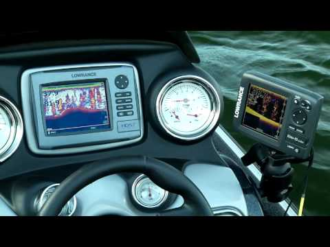 Lowrance DSI DownScan Imaging™ with Barry Stokes