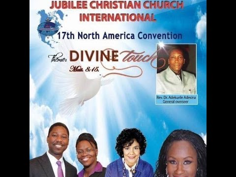 2016 Jubilee N.A Convention 2016