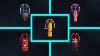 [AMV] Larva - Go Power Rangers