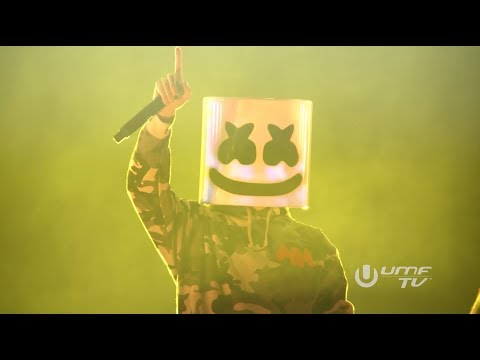 Marshmello ft Bastille - Happier  Ultra  Festival 2019