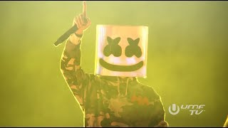 Marshmello ft. Bastille - Happier (Live Ultra Music Festival 2019)